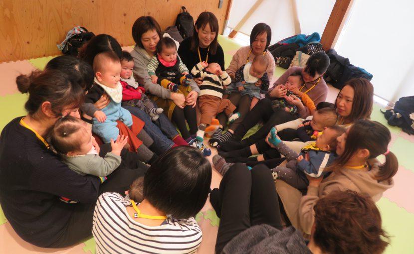 先週・今週の乳幼児事業のご報告】   石巻市子どもセンター らいつ